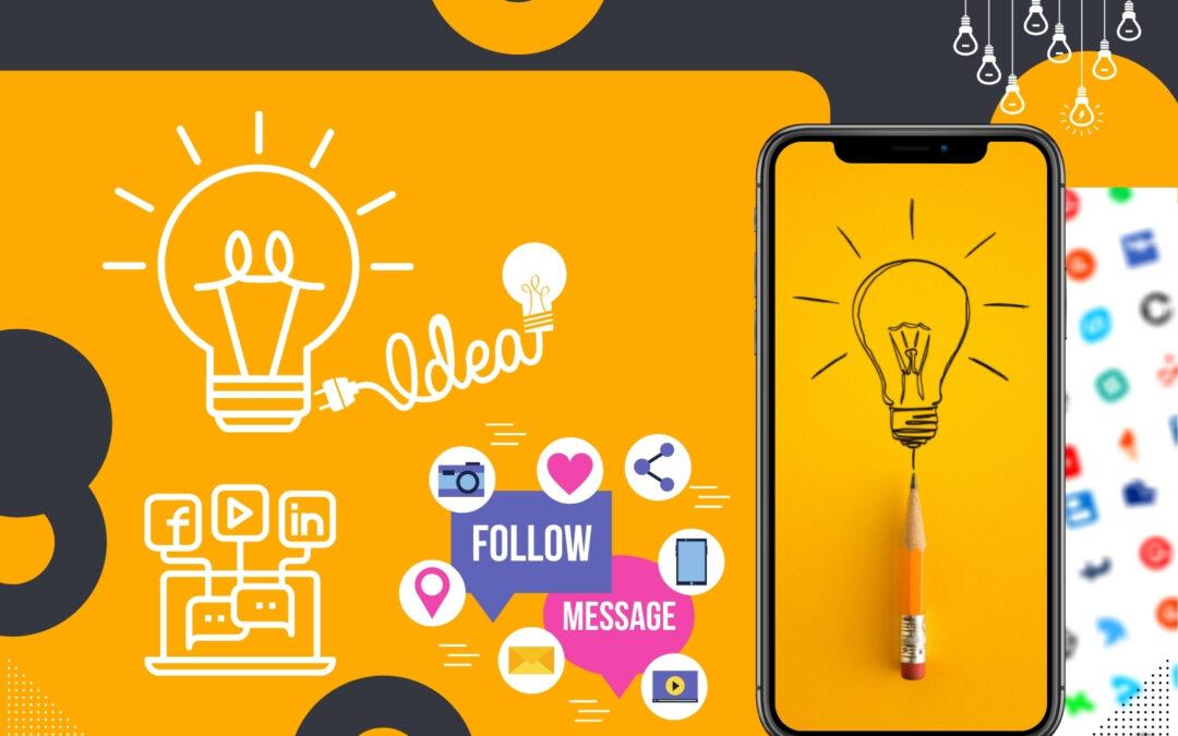 33 Social Media Ideen für 2021